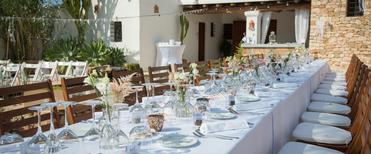 Exclusive weddings Ibiza - Wedding planner